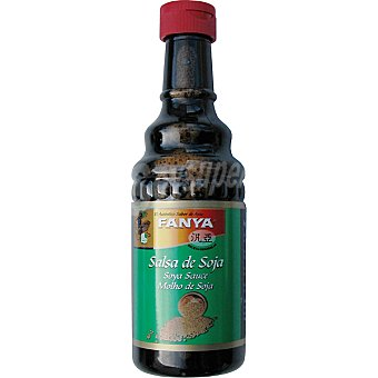 Fanya Salsa de soja fresh Frasco 200 g