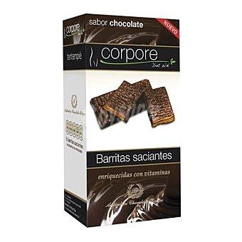 CORPORE DIET Barritas saciantes sabor chocolate 5 ud