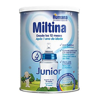 Miltina Leche Junior 800 g
