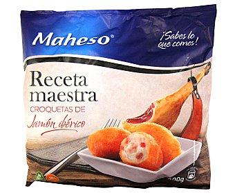 Maheso Croquetas de jamón ibérico 400g