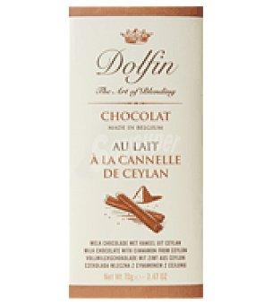 Dolfin Chocolate con leche con canela 70 g