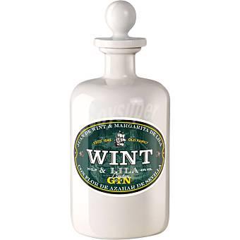 WINT & LILA Ginebra premiun London dry con flor de azahar de Sevilla botella 70 cl Botella 70 cl