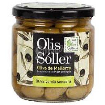 Mallorca Aceitunas verdes enteras D.O. soller Lata 200 g