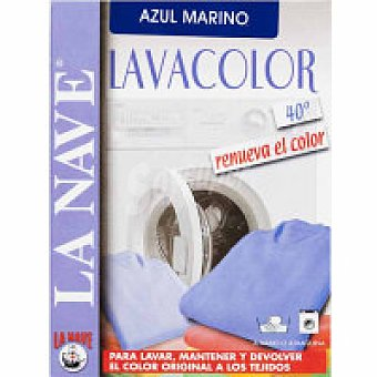 La Nave Lavacolor azul marino Pack 4x20 g