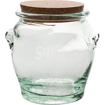 QUID Tasos Mielera de vidrio con tapón de corcho 0,75 l