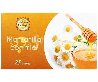 La maja Manzanilla con miel 25 S