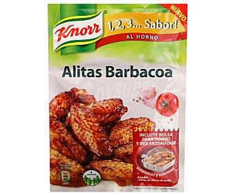 Knorr Sazonador alitas barbacoa 52 g