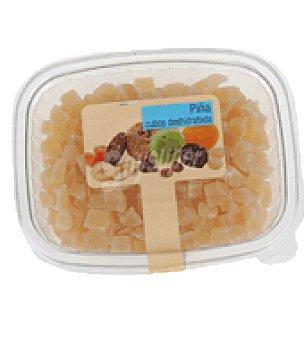 Piña cubos deshidratada Tarrina de 500 gr