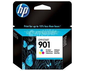 HP Cartucho de tinta 901 tricolor tricolor