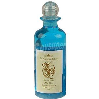 FLOR DE MAYO La Antigua Botica gel de baño Aloe Vera revitalizante y tonificante Frasco 350 ml