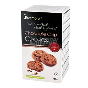 lovemore Galletas con Chips De Chocolate Envase 150 gr