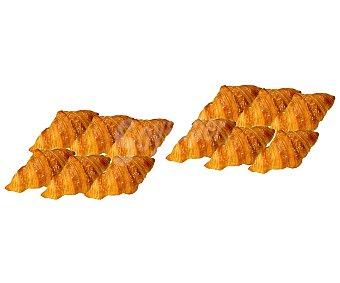 Bolleria Croissant mini 12u