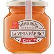 Mermelada de naranja amarga Tarro 280 g (peso neto) La Vieja Fábrica