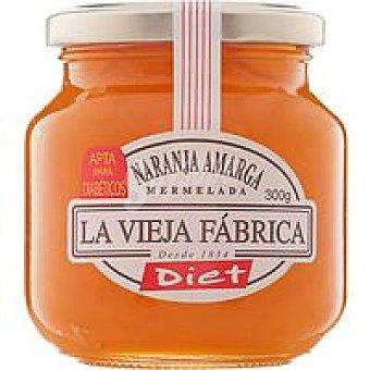 La Vieja Fábrica Mermelada de naranja amarga Tarro 280 g (peso neto)