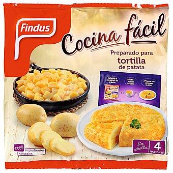 Findus Patata pochada Verdeliss 550 g