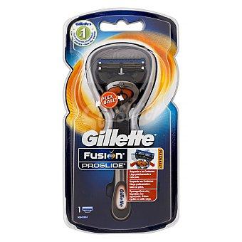 Gillette Fusion Proglide Flexball maquinilla de afeitar manual se adapta a los contornos para ofrecer nuestro mejor afeitado Blister 1 unidad