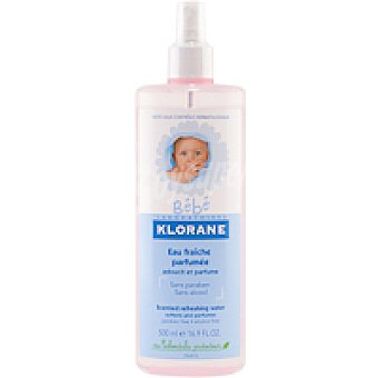 BB KLORANE Agua fresca perfumada Spray 500 ml