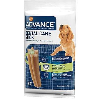Advance Affinity Triple efecto contra el sarro para perro Dental Care Stick 7 unidades paquete 180 g