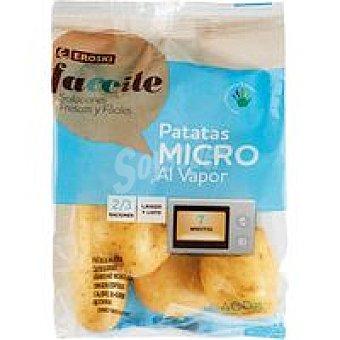 Eroski Faccile Patatas Baby Micro Bolsa 400 g