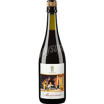 FERRARINI Monterico Lambrusco doc vino tinto de Italia Botella 75 cl