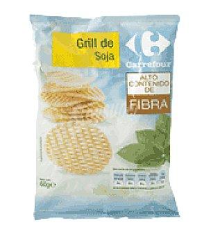 Carrefour Grill de soja 60 g