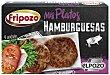 Hamburguesas de cerdo Paquete 4 unidades Fripozo