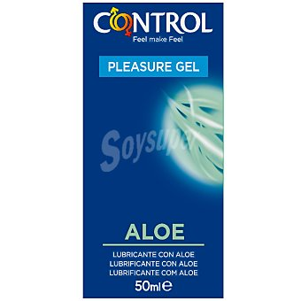 Control Lubricante Aloe Vera Care 50 ml