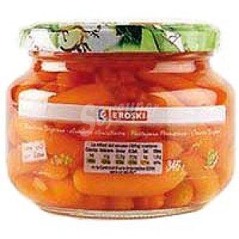 Eroski Zanahoria baby Tarro 210 g