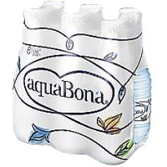 Aquabona Agua mineral Pack 6x35 cl
