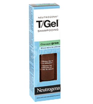 Neutrogena Champu t/gel cabello normal/graso 250 ml