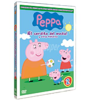 Peppa Pig Vol 2 dvd