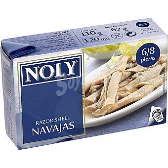 Noly Navajas Chile 6-8 piezas Lata 62 g neto escurrido