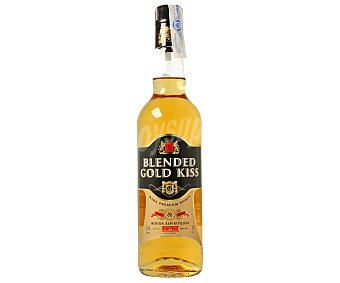 Gold Kiss Whisky blended spirit 30 % 70 cl
