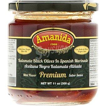 Amanida Aceituna negra Kalamata Frasco 160 g