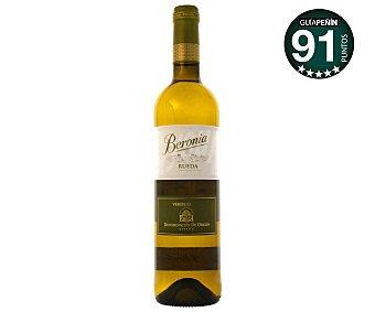 Beronia Vino blanco verdejo DO Rueda 75 cl