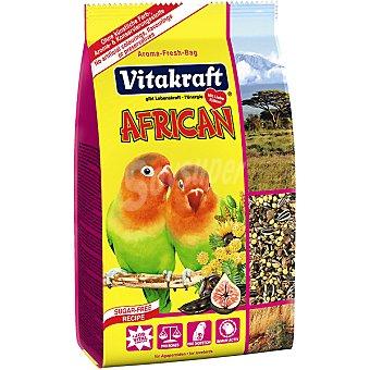 Vitakraft Alimento especial para agapornis africanos Paquete 750 g