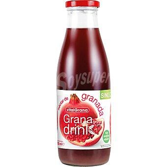 VITALGRANA GRANADRINK Néctar de granada Botella 75 cl