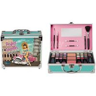 Idc color Maleta de maquillaje Pin Up Pack 1 ud