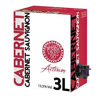 ACTIUM Vino de la Tierra de Castilla tinto cabernet sauvignon 3 l