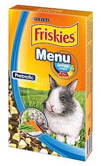 Friskies Purina Comida para conejos Enanos 800 gr