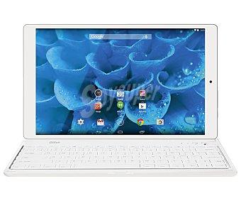 "Qilive Tablet de 25,65 cm (10,1"") + teclado Bluetooth, Q4, Quad-Core, 1GB Ram, 32GB, microsd, cámara frontal y trasera, Android 4.4 Quad-Core, 1GB Ram, 32GB, microsd, cámara frontal y trasera, Android 4.4"