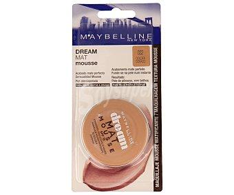 Maybelline New York Maquillaje mousse tono nº 32 para pieles mixtas y grasas 1 unidad