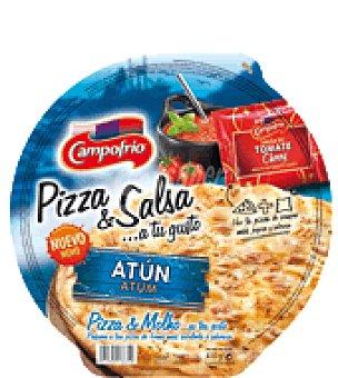 Campofrío Pizza atún con salsa 365 g