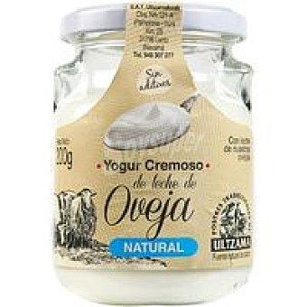 Ultzama Yogur de leche de oveja Frasco 200 g