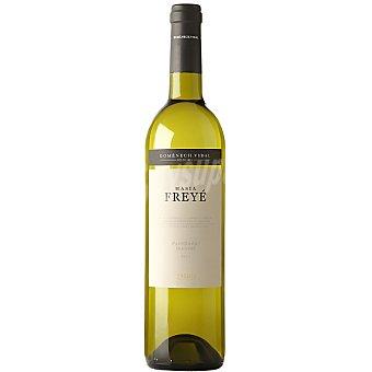 MASÍA FREYE Vino blanco parellada muscat D.O. Penedés botella 75 cl Botella 75 cl