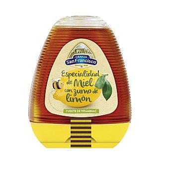 Granja San Francisco Miel con zumo de limón 350 gr