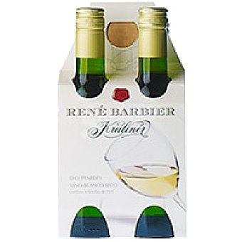 René Barbier Vino Blanco Pack 4x 25 cl
