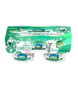 Letur Yogur griego de cabra eco Pack de 2x125 g