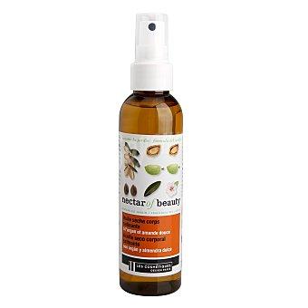 Les Cosmétiques Aceite seco corporal satinante con argán y almendra dulce 150 ml