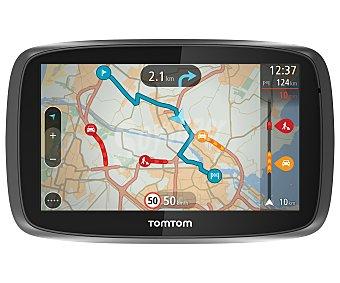 """TOMTOM GO 50 Gps con mapas de toda Europa, pantalla de 5"""", bluetooth"""